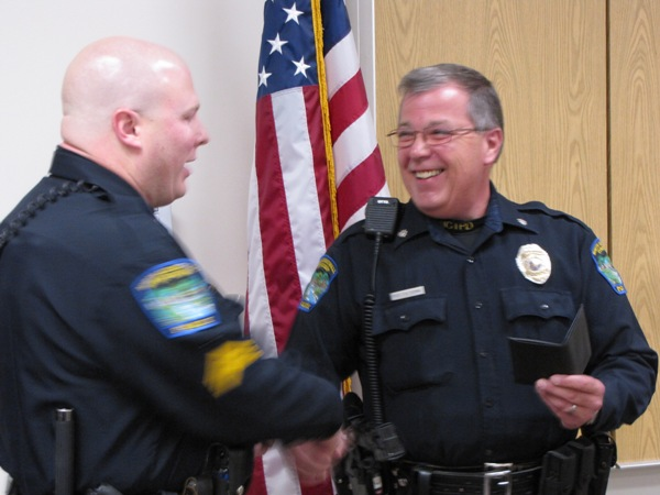2013 Patrolman of the Year