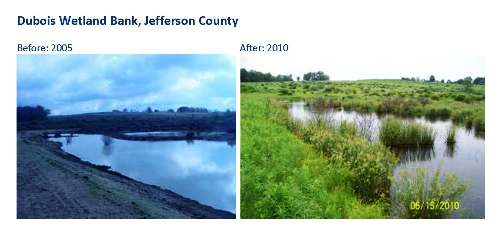 Jefferson County Wetlands Area